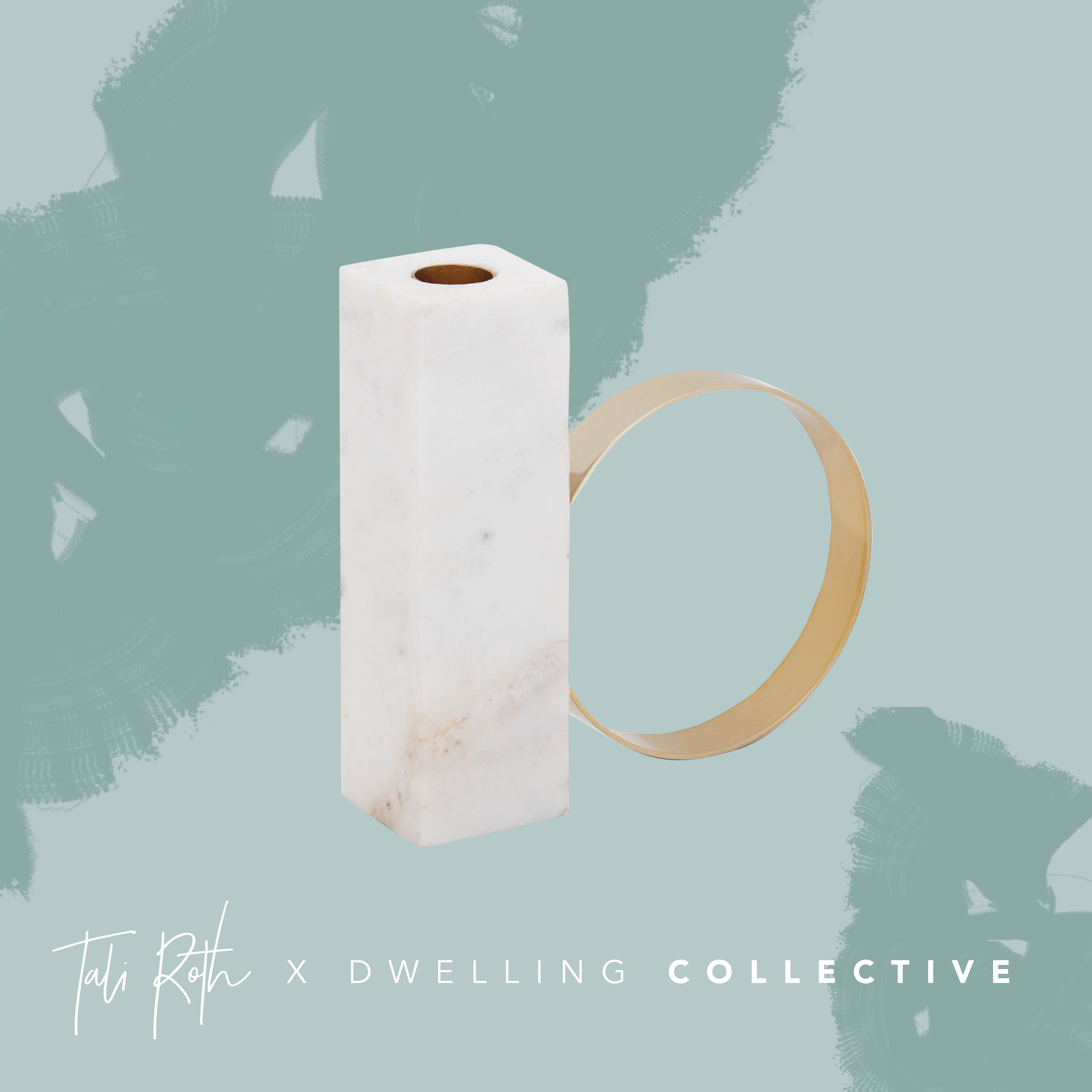 - Tangent Candleholder — $66