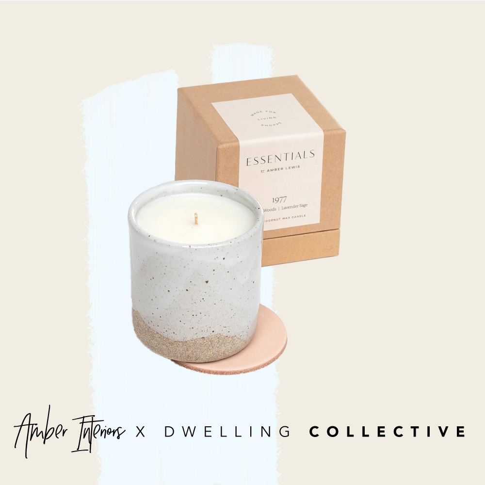 - Essentials by Amber Lewis Candle, Nunya — $68