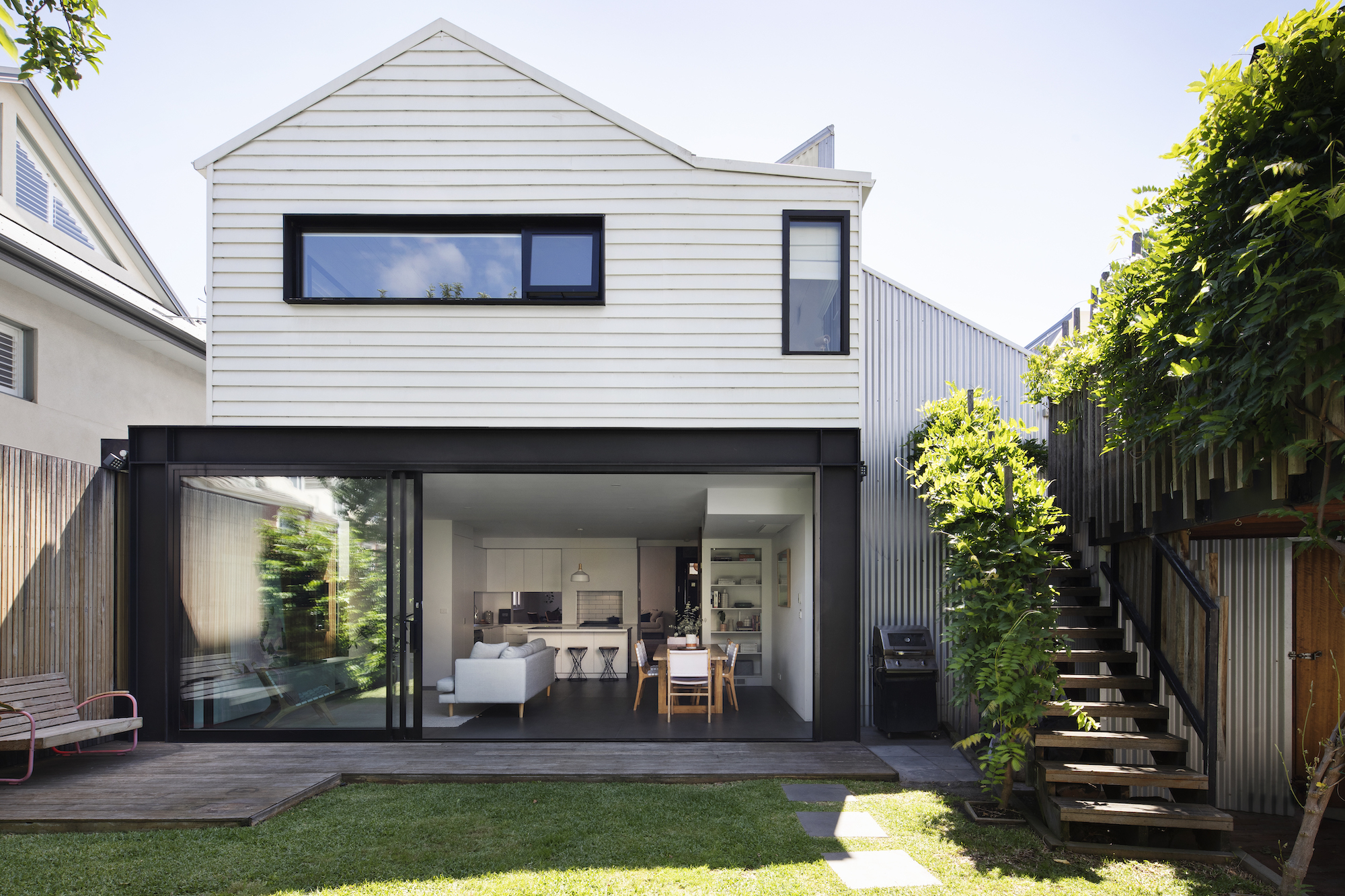 Dwelling Collective | Minimal Modern Melbourne Home | Barnaby Lane
