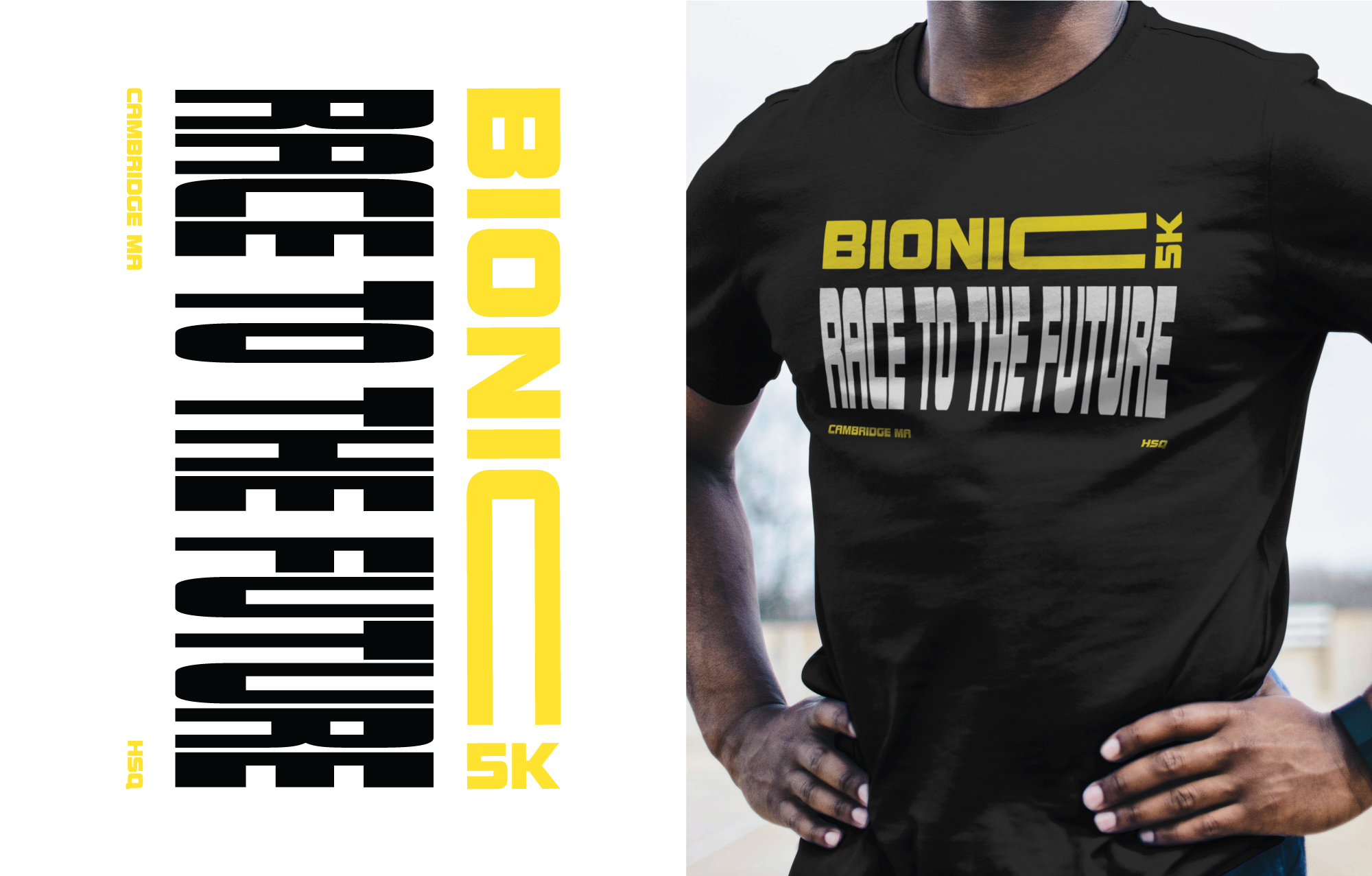 Advancing new prosthetic technologies in sport performance through Bionic5k event series
