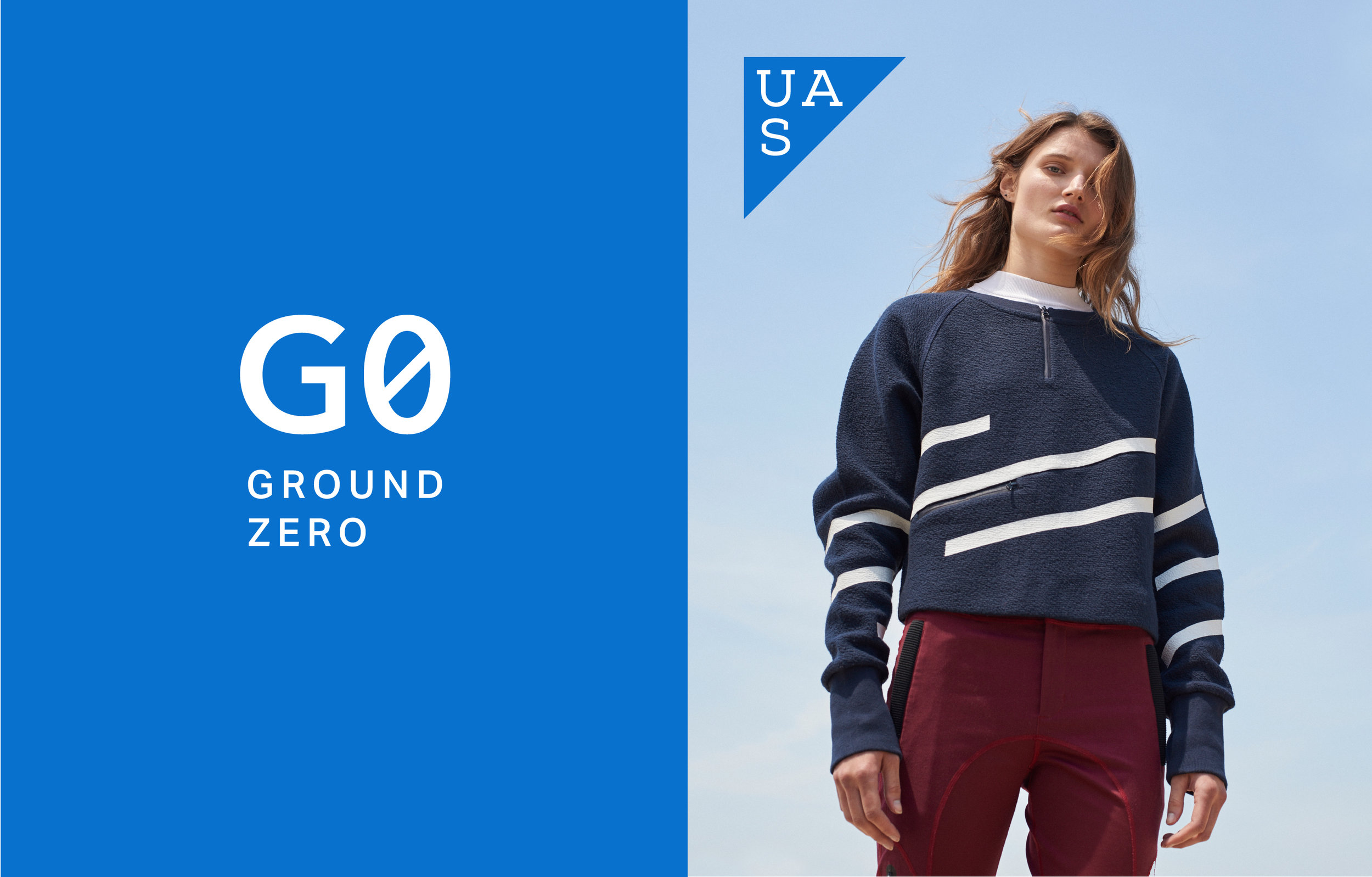 Launching Under Armour's first fashion lifestyle brand.