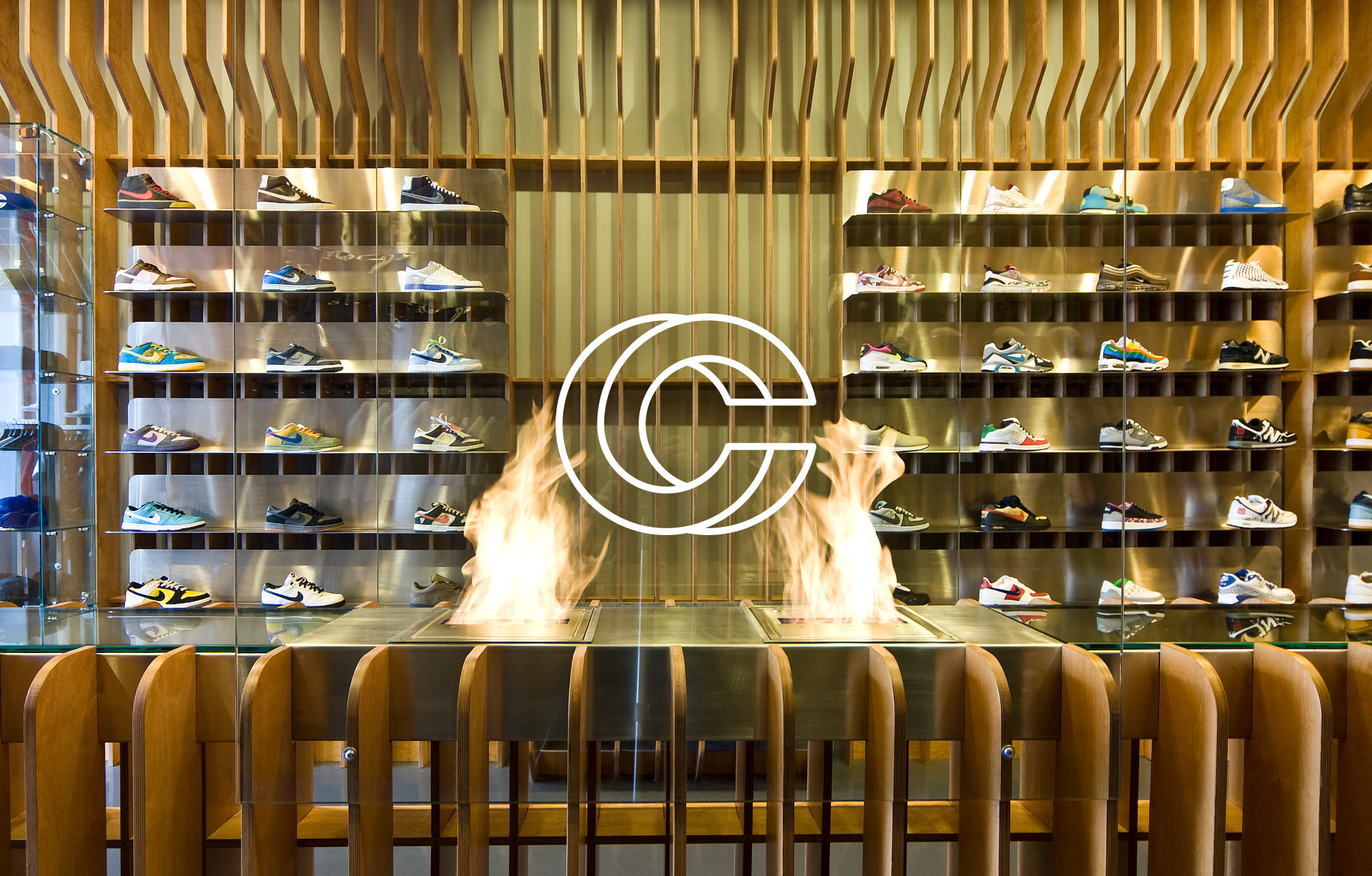 Global fashion and sneaker boutique