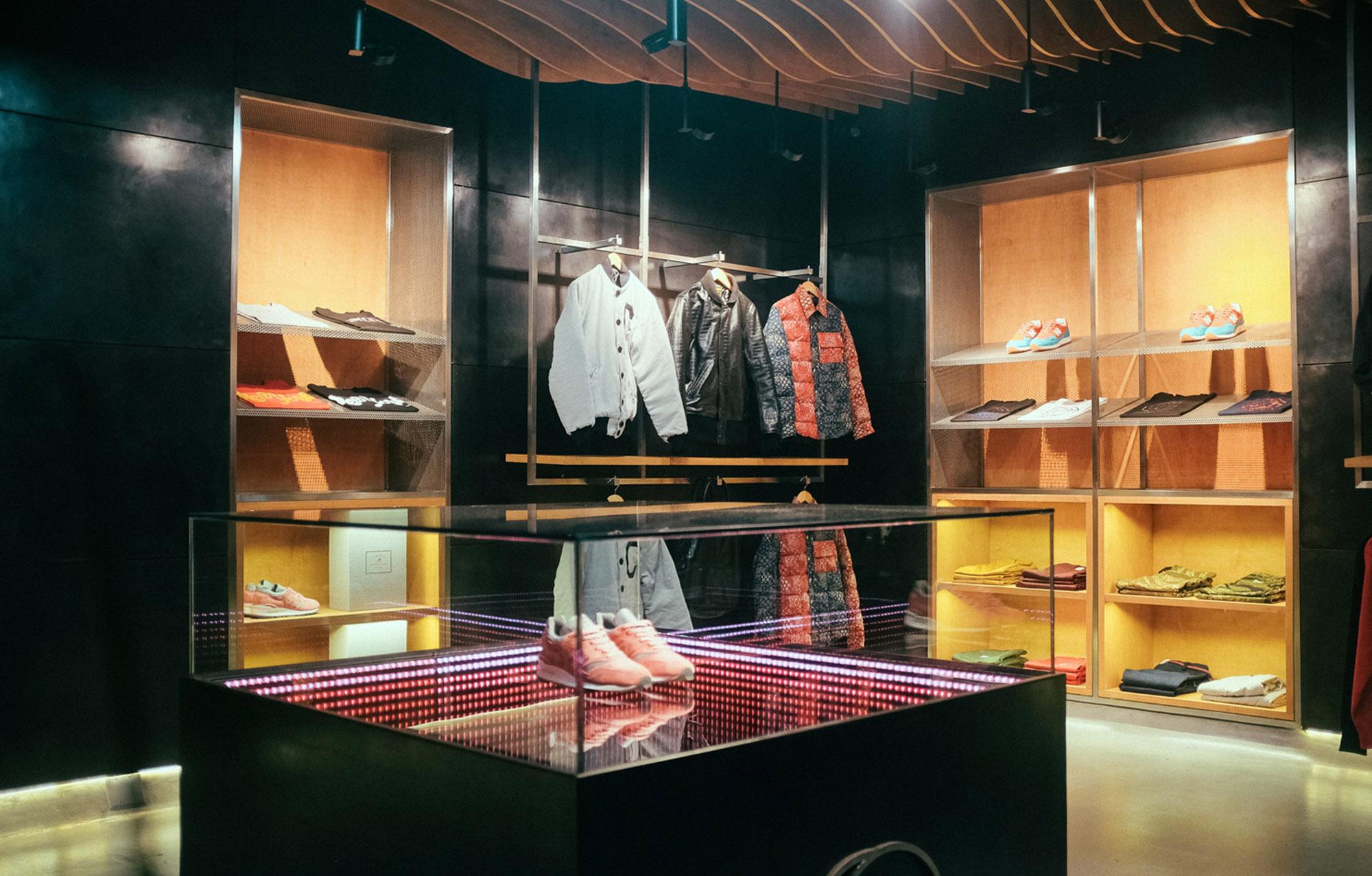 New York store