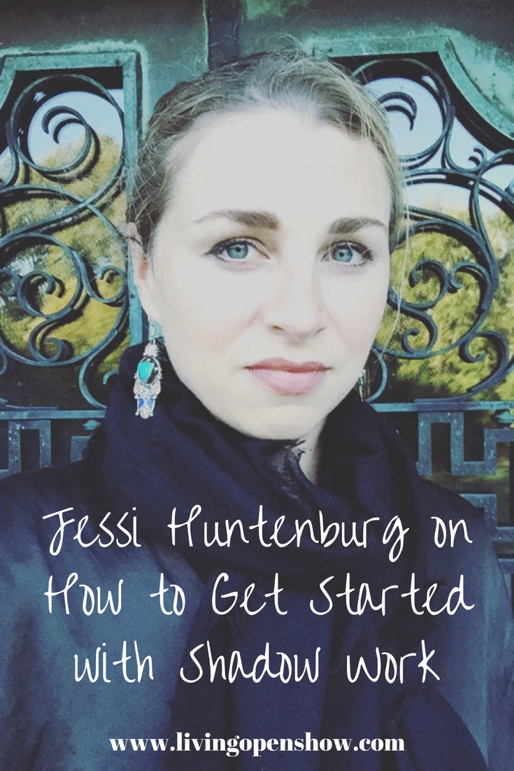 Witch and tarot card reader Jessi Huntenburg on how to get started with shadow work