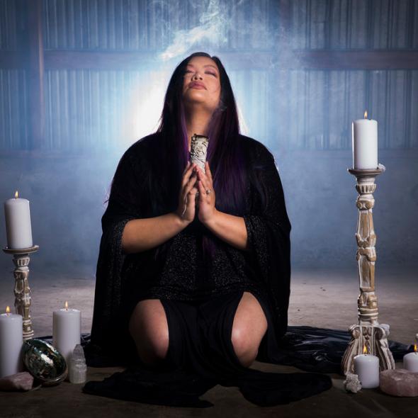 Lara Rose Duong the Modern Money Witch the Numinous Spiritual Abundance
