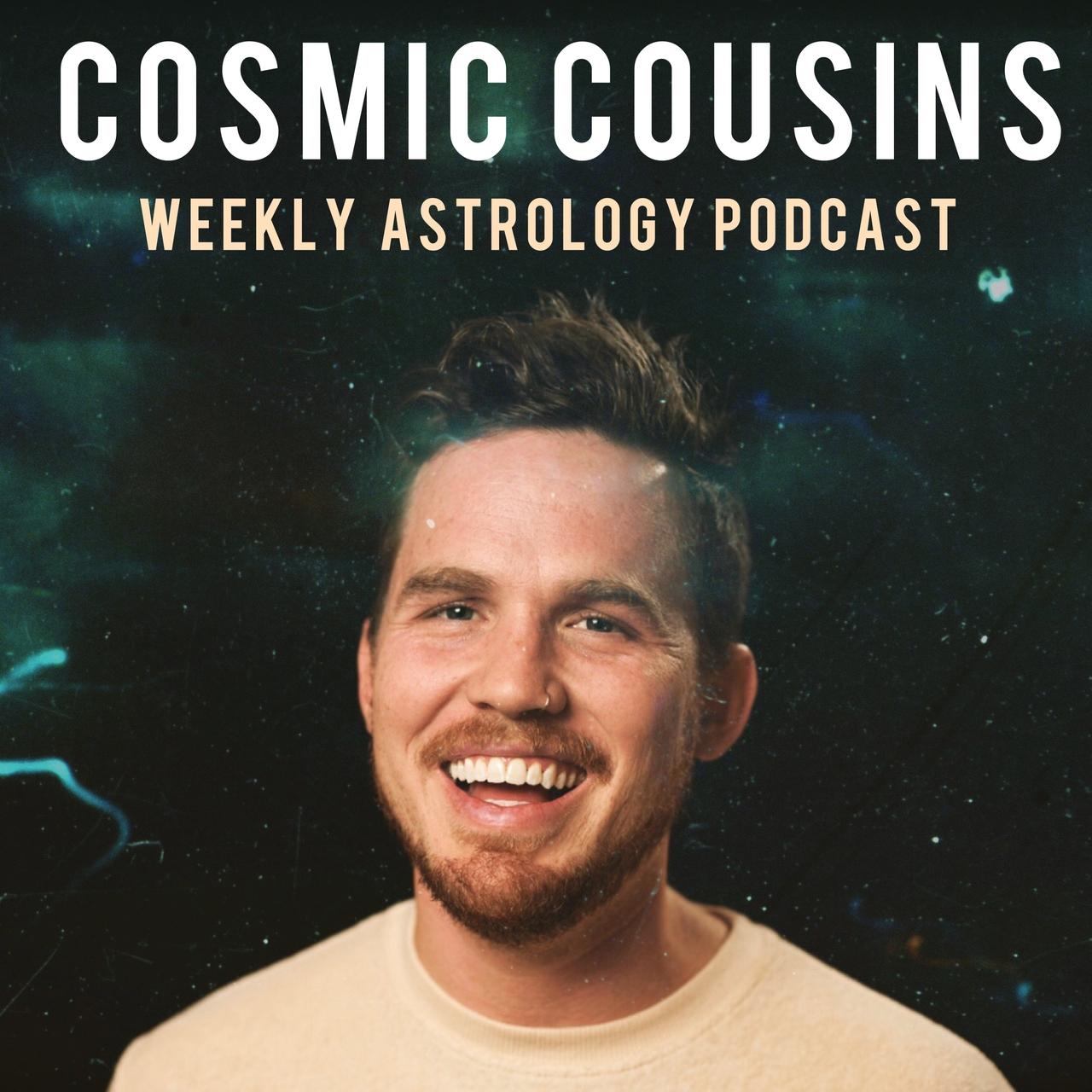 Jeff Hinshaw Cosmic Cousins