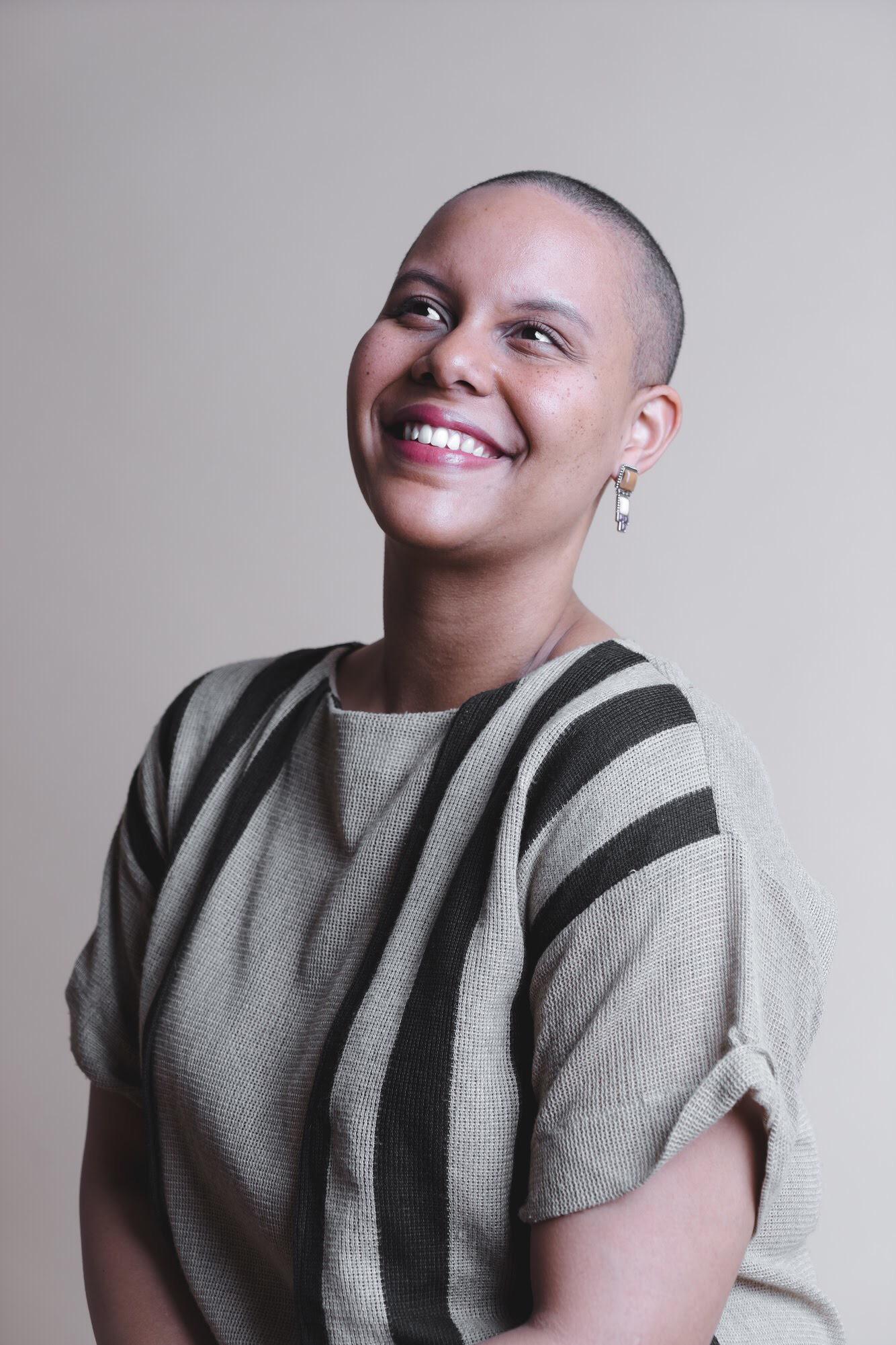 Liana Naima Black Girl in Om