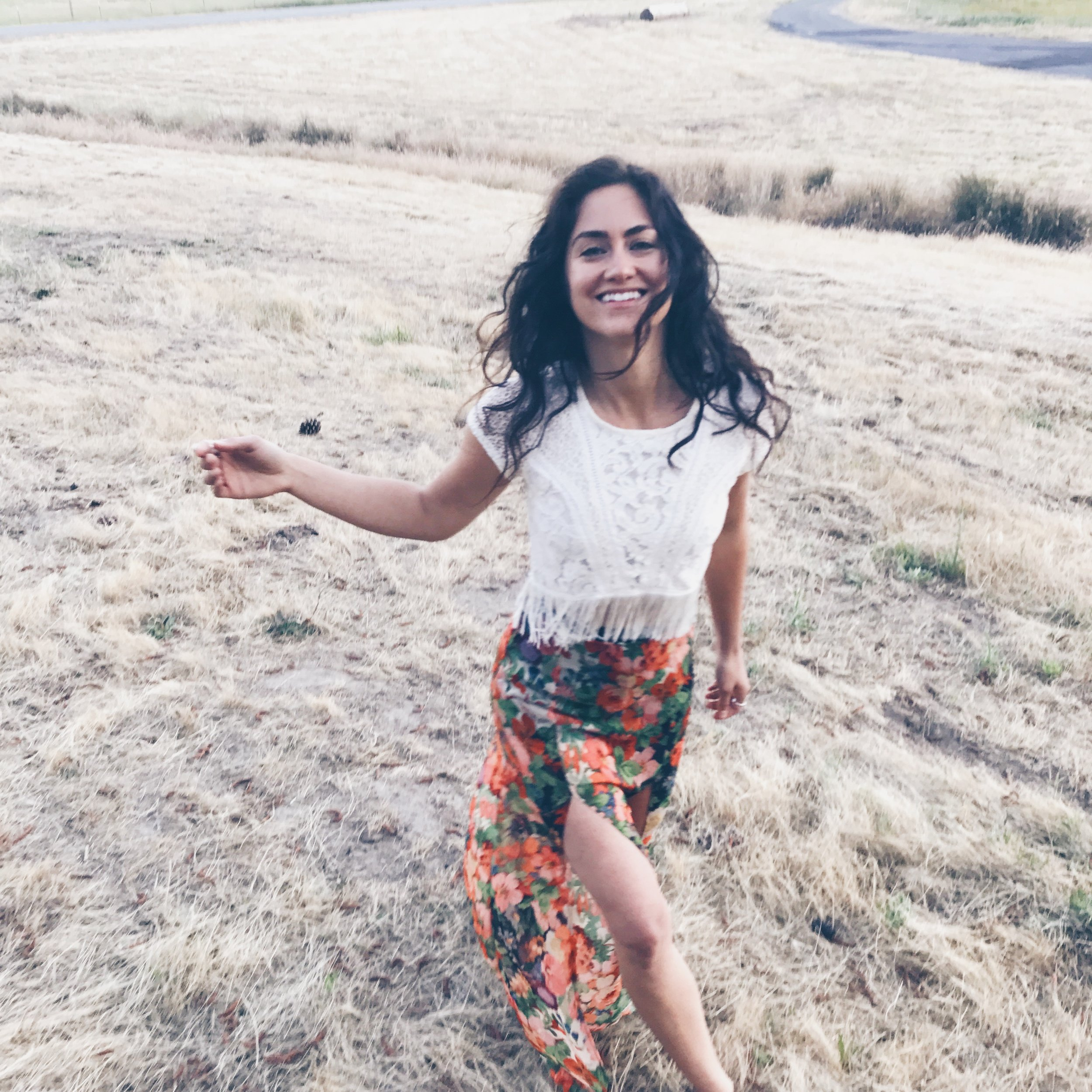 Venessa Rodriguez Feed Your Wild on Living Open podcast
