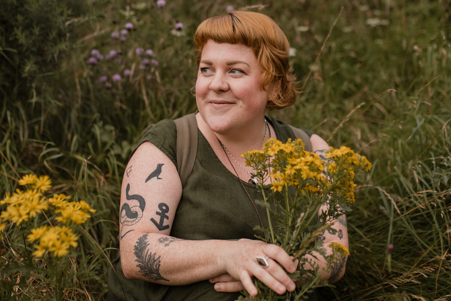 Yarrow Magdalena Daydreaming Wolves podcast