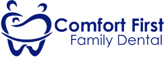 LComfort First Family Dental logo.png