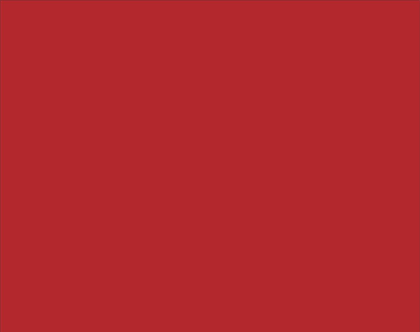 Pantone  1805 C  CMYK: 5 / 96 / 80 / 22  RGB: 175 / 39 / 47  Hex: #AF272F