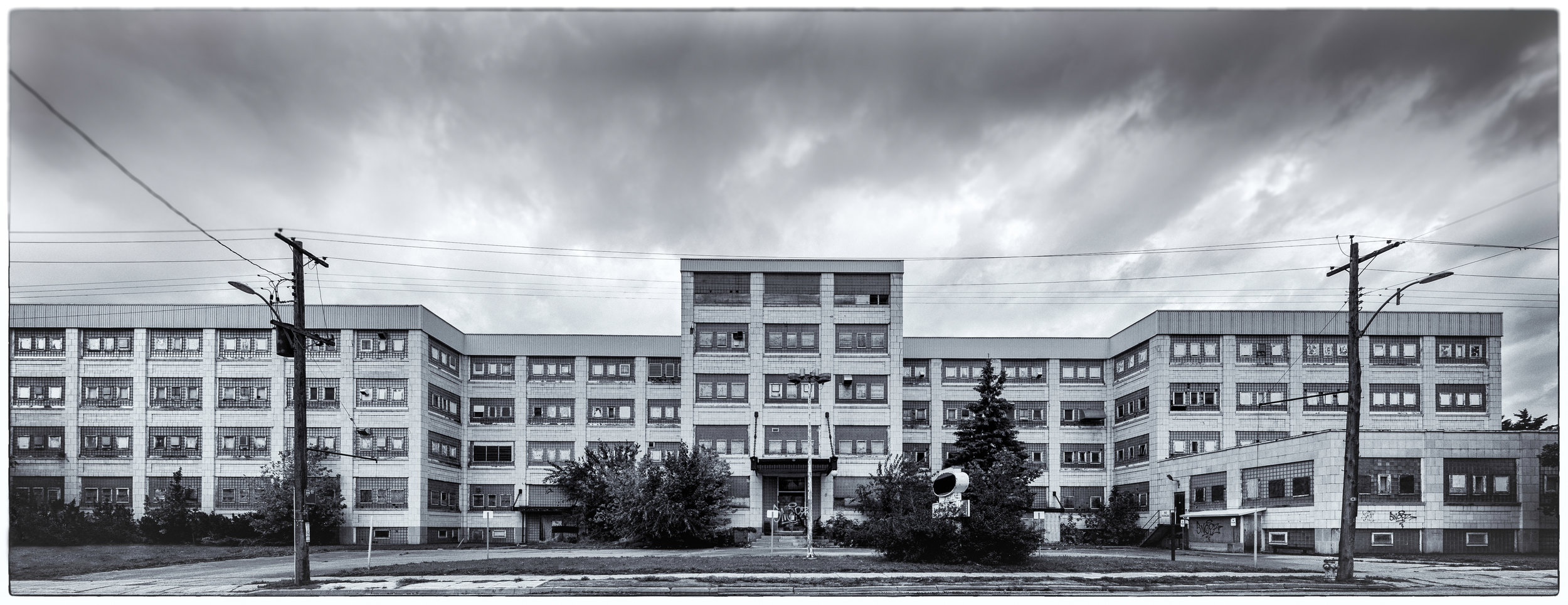 Old McCormick's Factory London, ON 2017