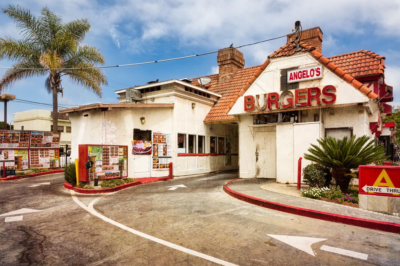 Burger Joint Encinitas, CA 2017