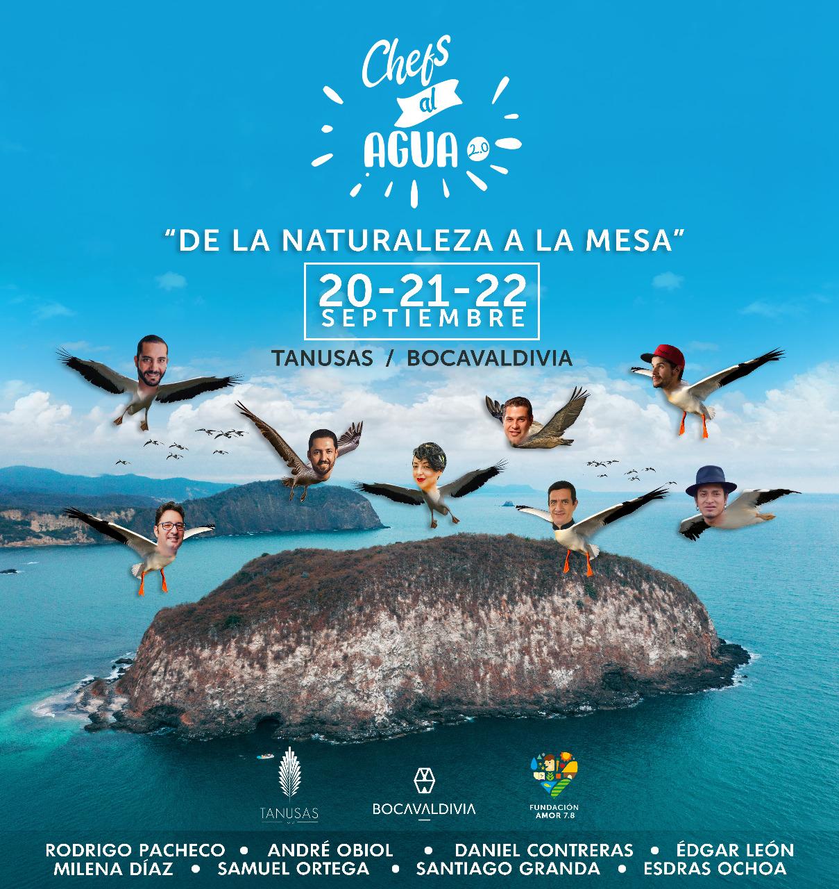 CHEFS AL AGUA 2.0