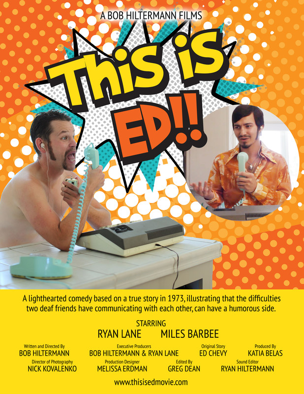 Narrative Short - This is Ed!!