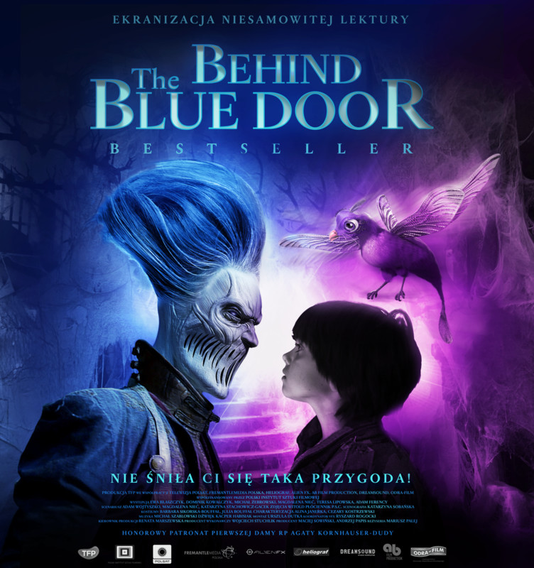 Foreign Feature Narrative - Behind the blue door