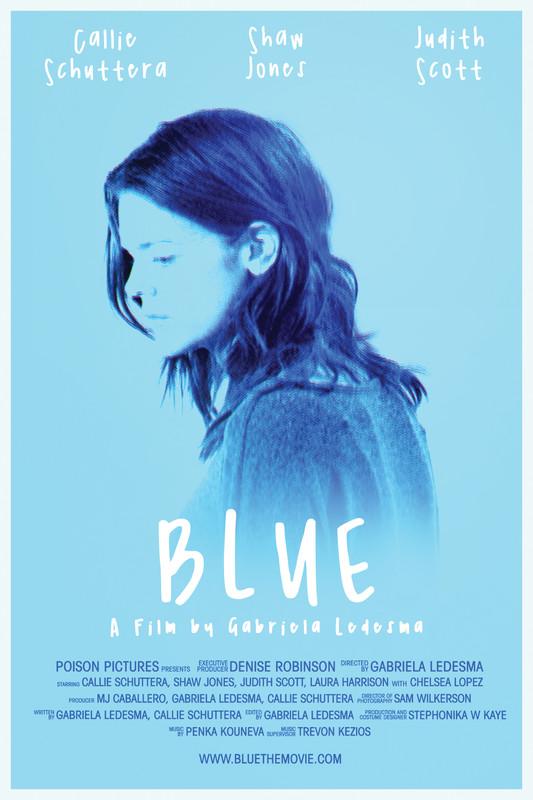 Best Actress Feature - Callie Schuttera - BLUE