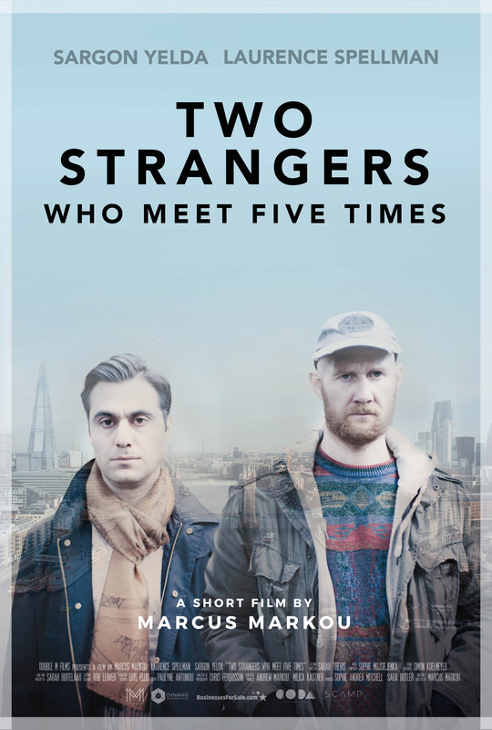 Best Actor short - Laurence Spellman Two Strangers Who Meet Five Times