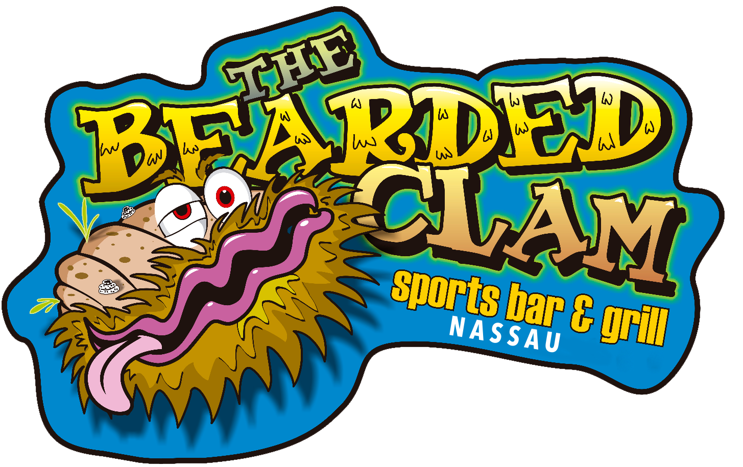 - Cant make it to Belize? As of 2015, Laura and her husband Chip, decided to open up a sister location in Nassau, Bahamas. Stop by The Bearded Clam any day of the week and you will find the same warm welcome and Belizean inspired food.