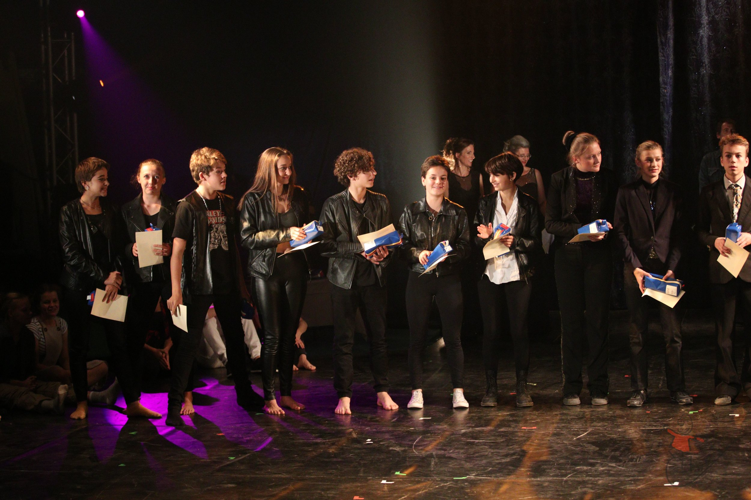 Découvrez les gagnants du dernier Festival de Cirque de Jeunesse
