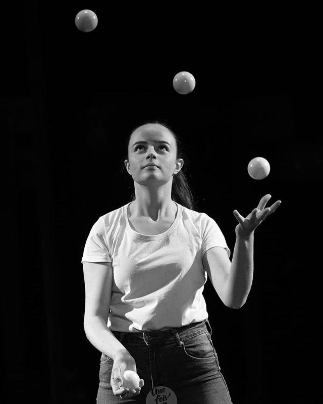 Sibylle... Demain vendredi. Sepectacle à 19h30. #unefoisuncirque #cirque #onex #circuslife #cirquetouslesjours #norme #horsnorme