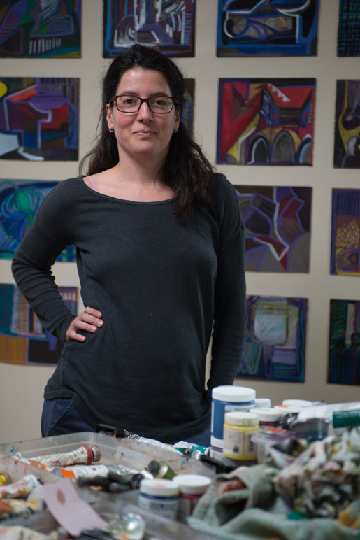 - María Korol was born in Buenos Aires, Argentina, in 1980 and moved to the United States in 2004. She holds a Master of Fine Arts degree in painting from Indiana University, Bloomington. She has shown her paintings and drawings nationally and internationally in places as far afield as Bogotá, New York, Berlin, and Atlanta. Her artwork is in the collections of the University of California-Irvine, Agnes Scott College and numerous private collections. She has been the recipient of scholarships to the Akademie der Künste in Berlin in 2016 and the Women's Art Institute in 2015. She is part of The Creatives Project, has been selected as a Hughley Fellow in 2018-19, and has won the Edge Award with the Forward Arts Foundation in 2019-20. She is a visiting professor at Agnes Scott College. María Korol is based in Atlanta, GA.