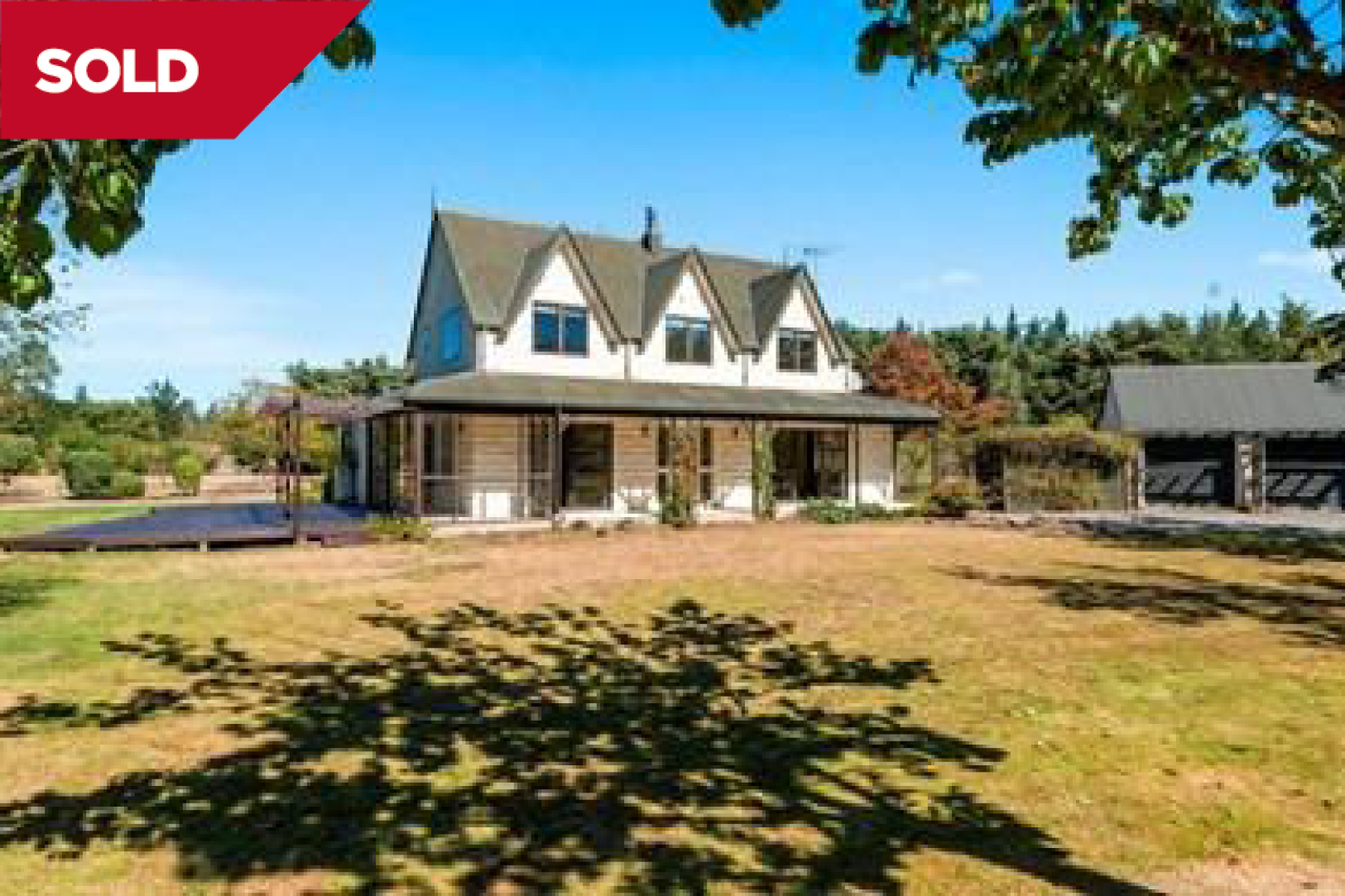 742 Old South Road, Dunsandel