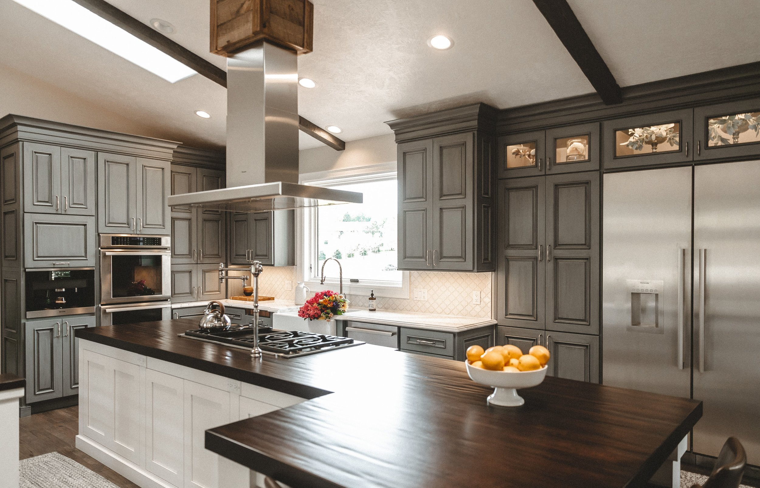 HELMUT Cabinetry | Custom Kitchen & Bathroom Cabinets