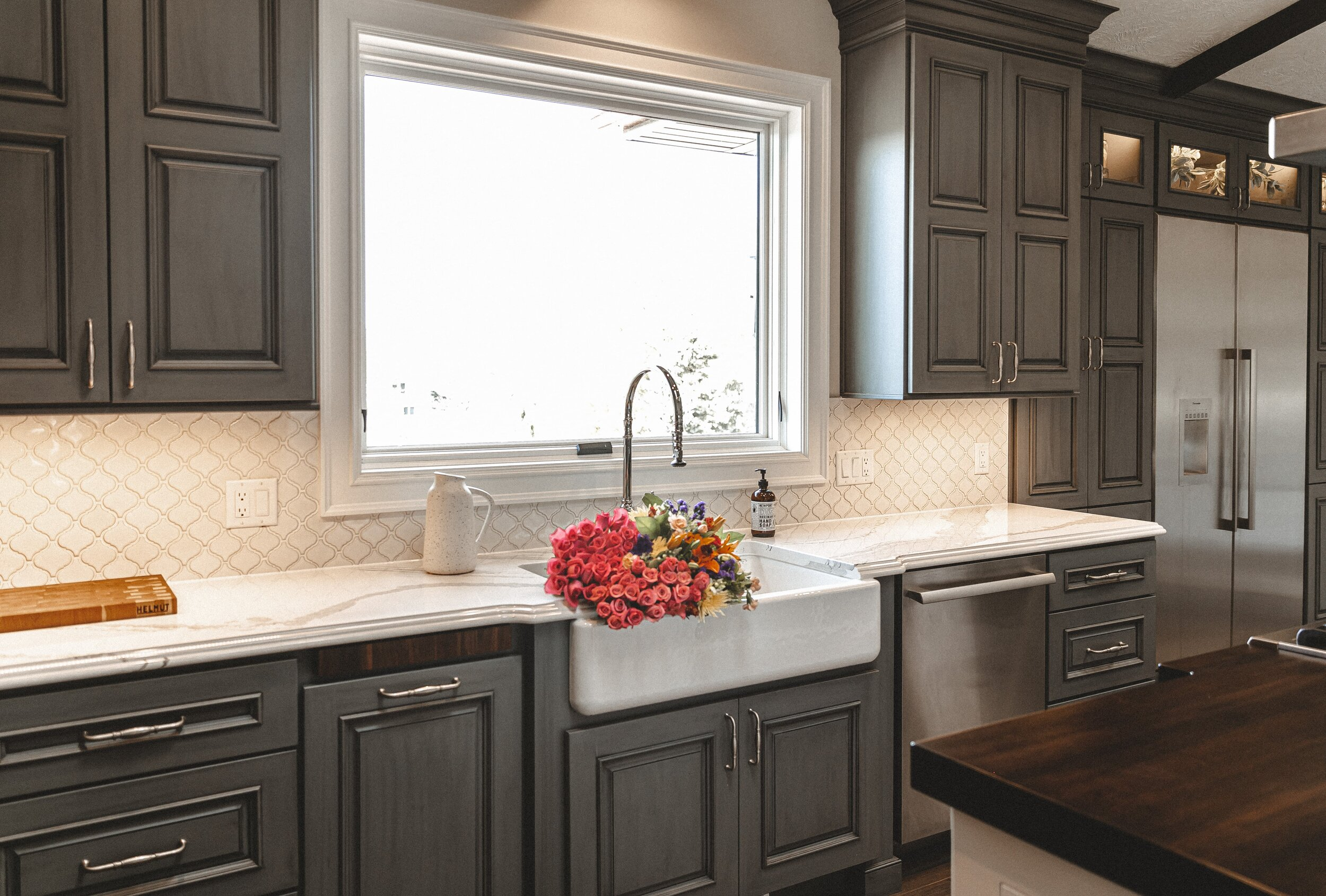 Should you Reface or Replace Kitchen Cabinets? — HELMUT ...