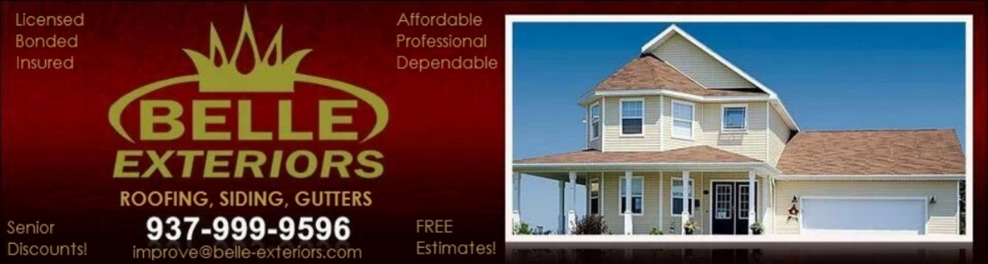 Belle Exteriors Roofing Siding Ohio