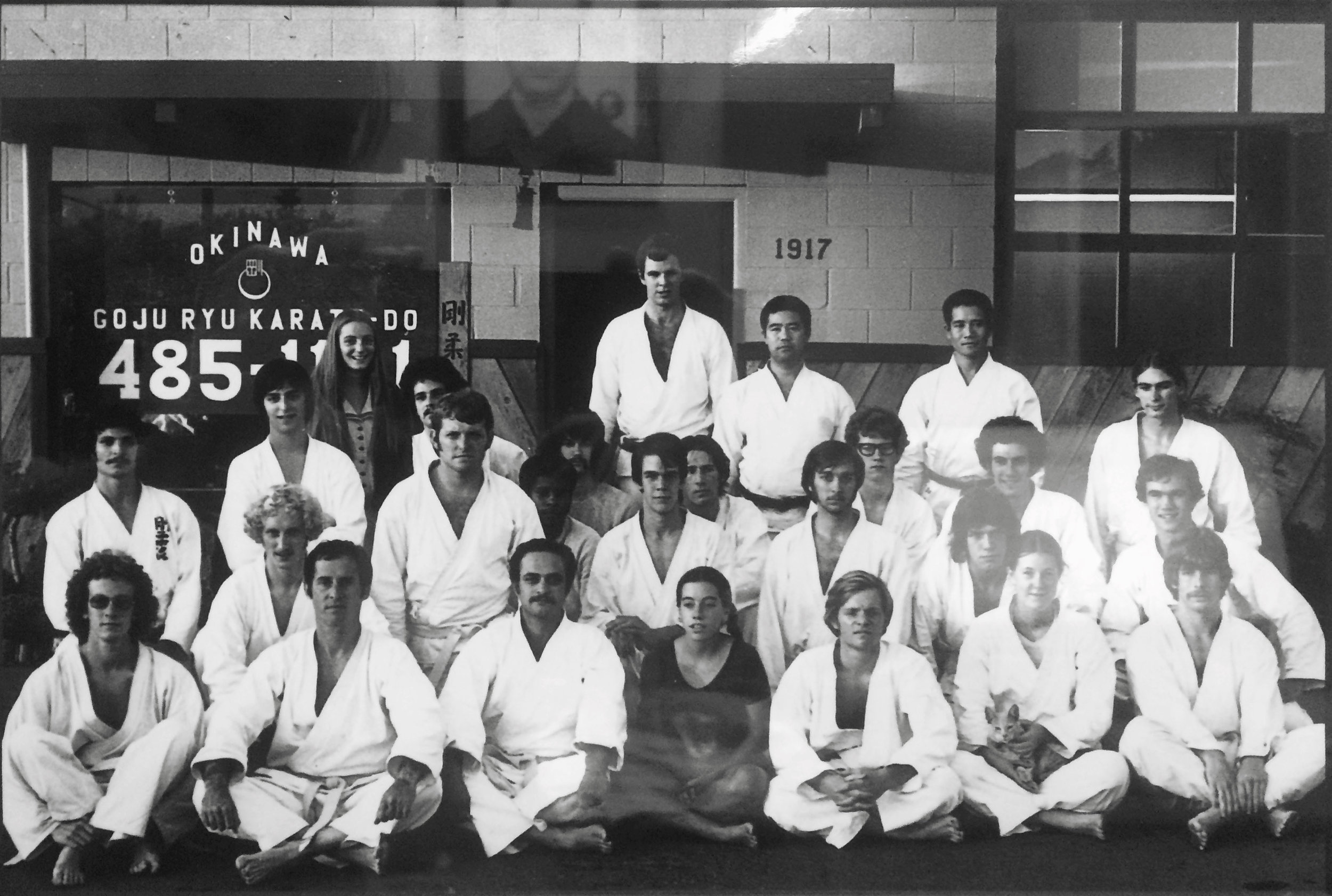 The Dojo Origins in Eugene, OR