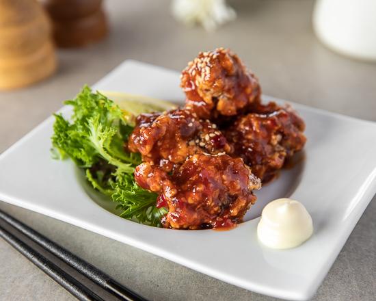 Sweet & Spicy Chicken Karaage