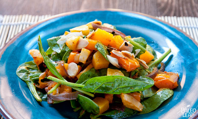 This delicious and colorful combo of winter vegetables is a seasonal favorite!