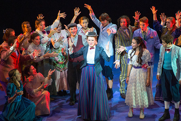 Mary Poppins   (Berkshire Theatre Group, 2015)