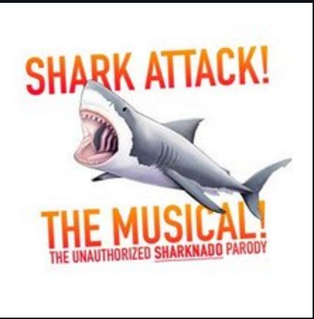 It's sharkicane? It's a Shaknado? It's a MUSICAL. -