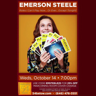 Emerson Steele in