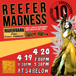 Spring 2015. THE REEFER IS BACK. -