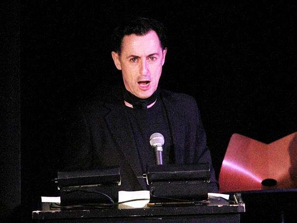 Alan Cumming in Ilana's Reefer Madness -