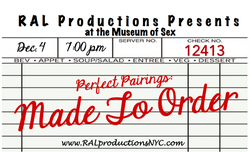 A New Play at the Museum of Sex -