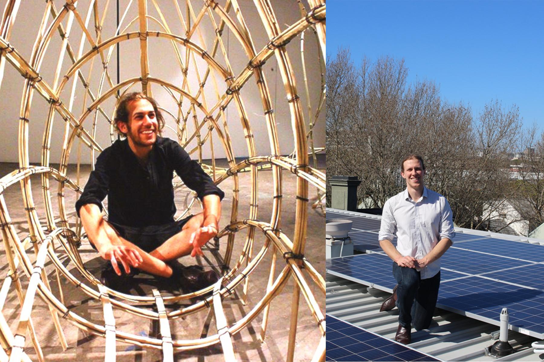 Mark Swartz, BjornSturmberg & Epicurean Harvest:Solar energy for the farmer -