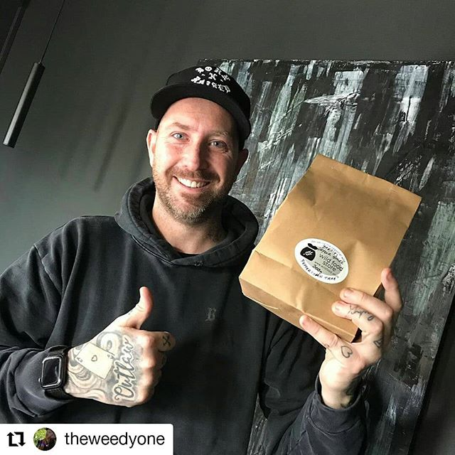#Repost @theweedyone - remember those delicious peppercorn berry flavored treats at Groundswell? Yum • • • • • • Scout frontman @talentedmrfox with a bag of fresh peppercorn berries from the Gwydir Shire.  The area is severely affected by the drought but these berries-unaffected- punch a flavour hit. 🌿🌶🌿 I am in the process of setting up a direct link between Gwydir Shire and Sydney, via Peppercorn Berries.  Help a struggling community. All profit will go directly to local harvesters.  #wildfood #forage #harvest #scout #bar #produce #helpafarmer #drought @ksca.land #thelivingclassroombingara @scout.sydney