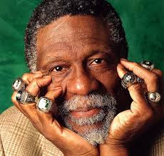 To be sure he was ready, Bill Russell, 11X NBA Champ, vomited before every game.