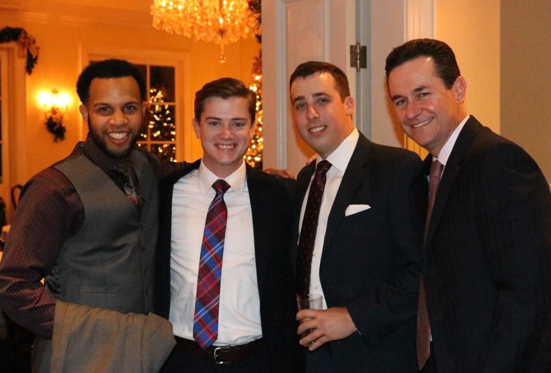2017 Holiday Party-Josh, Lloyd, Scott, Tommy.jpg