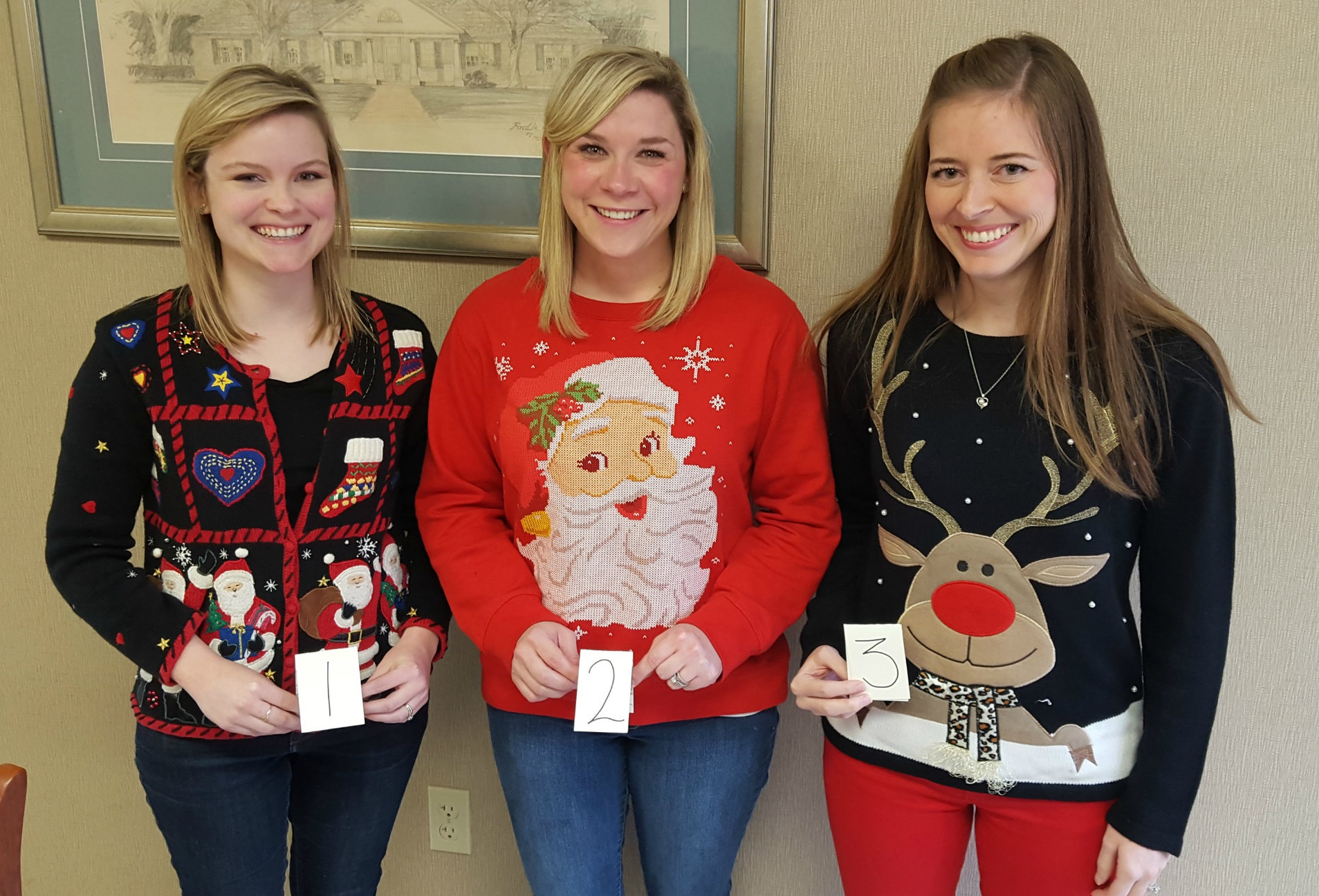 2015 Tacky Christmas Sweater-Rachel, Kathleen, Kelsey.jpg