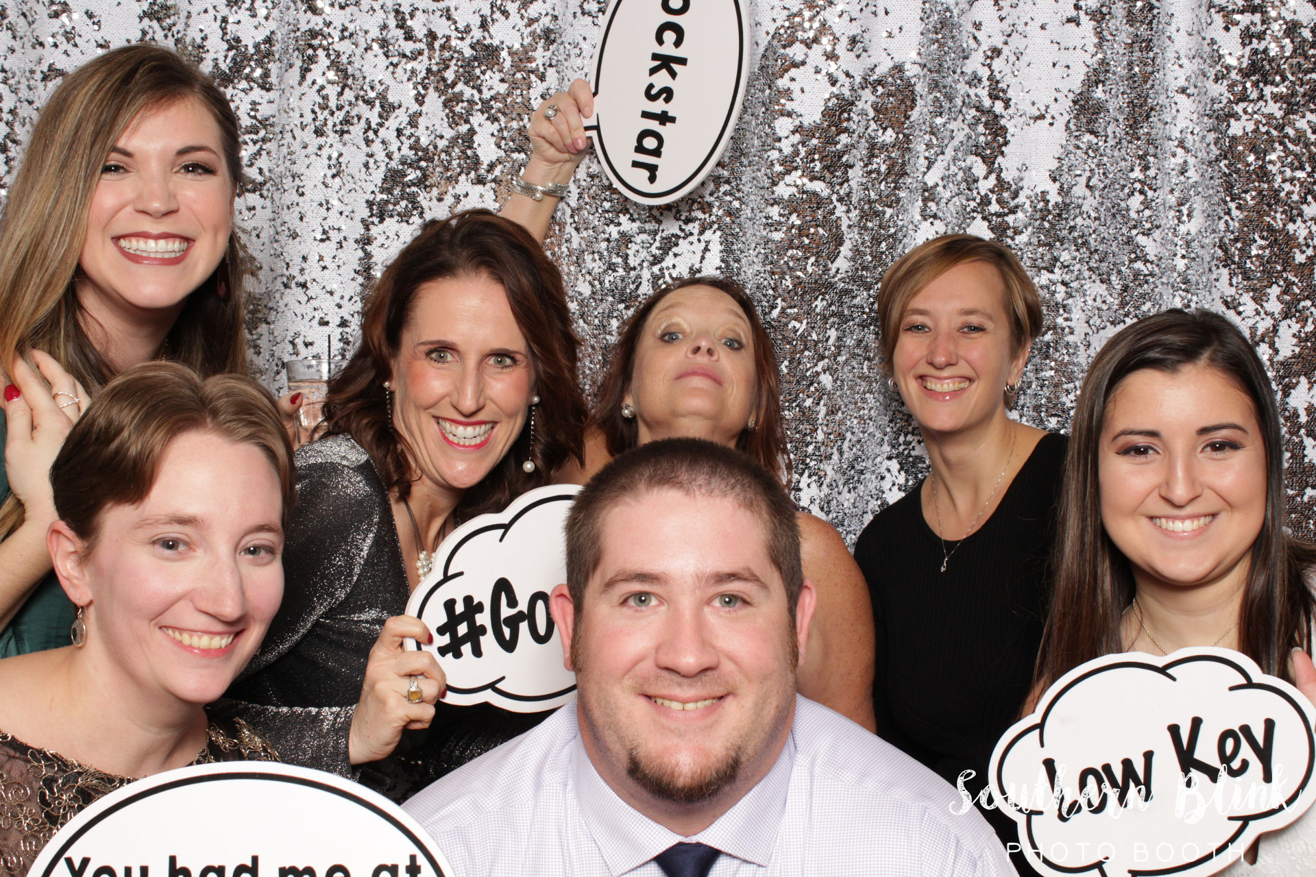 Most of your Sentinel team at our Holiday Party.