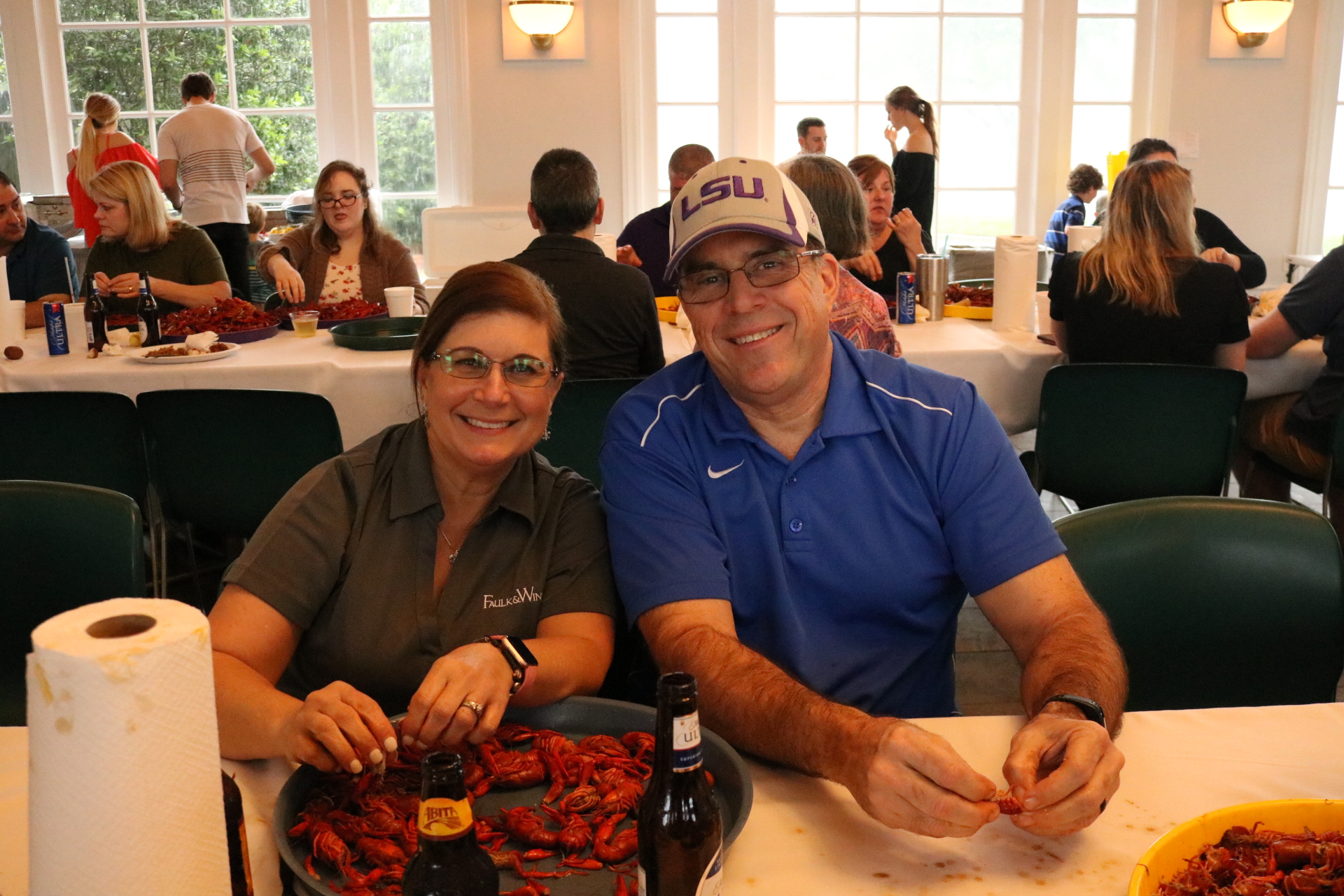 Crawfish Boil 2019 at Baton Rouge Country Club