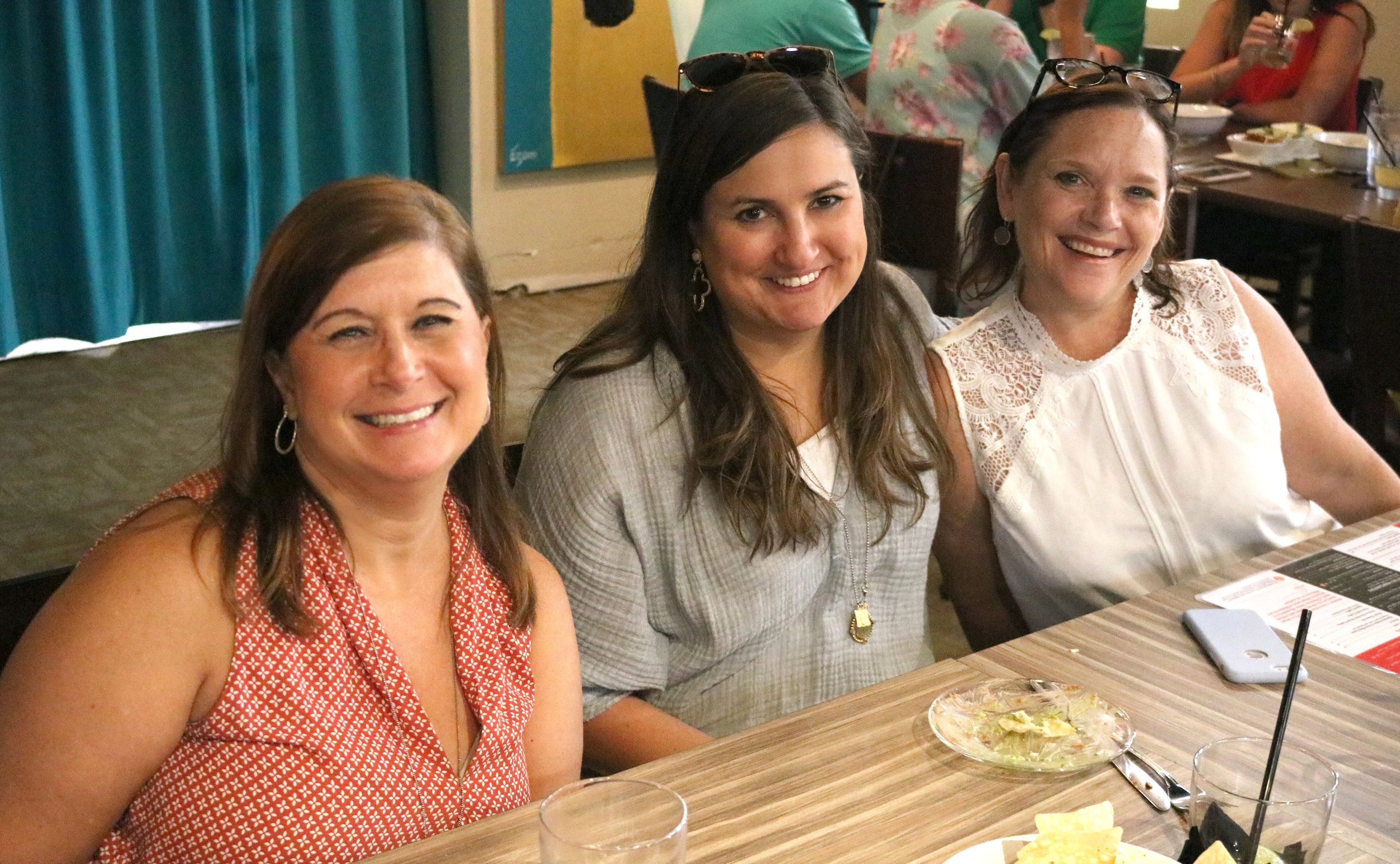 Amy B, Anne Marie, & Kristie