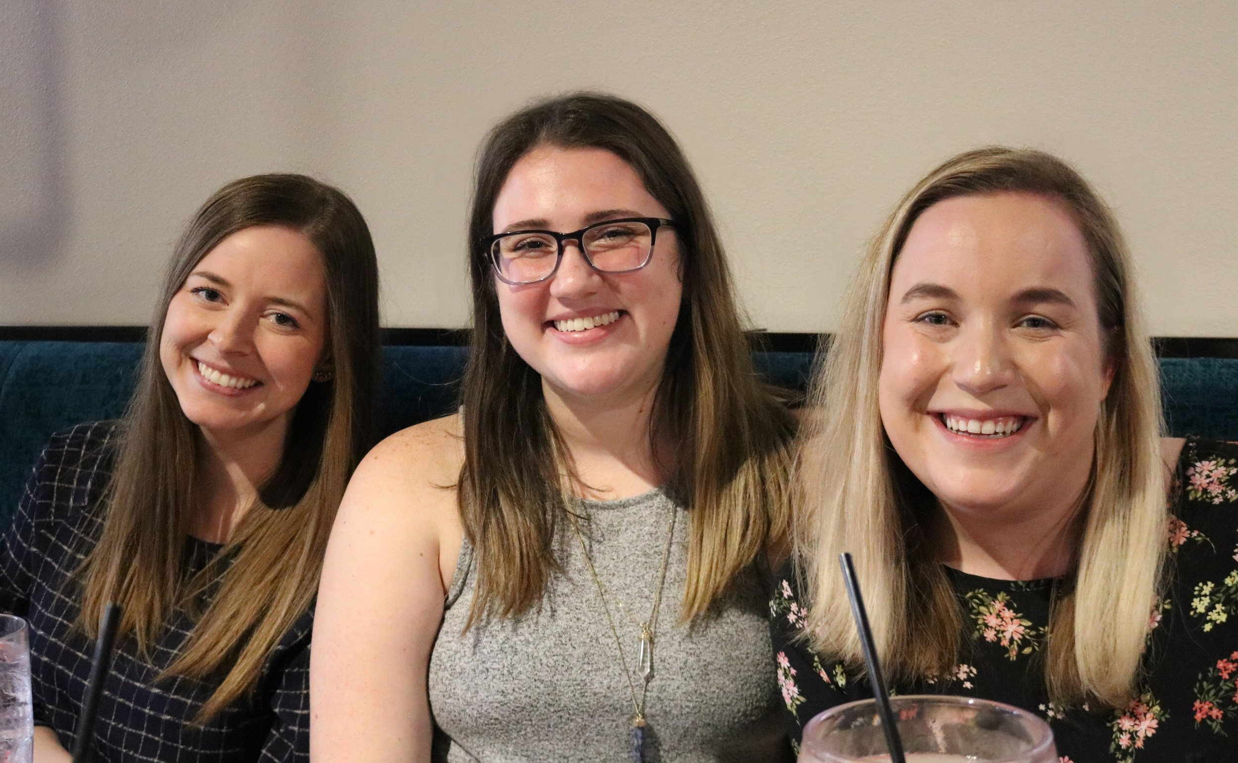 Kelsey, Taylor H, & Amanda