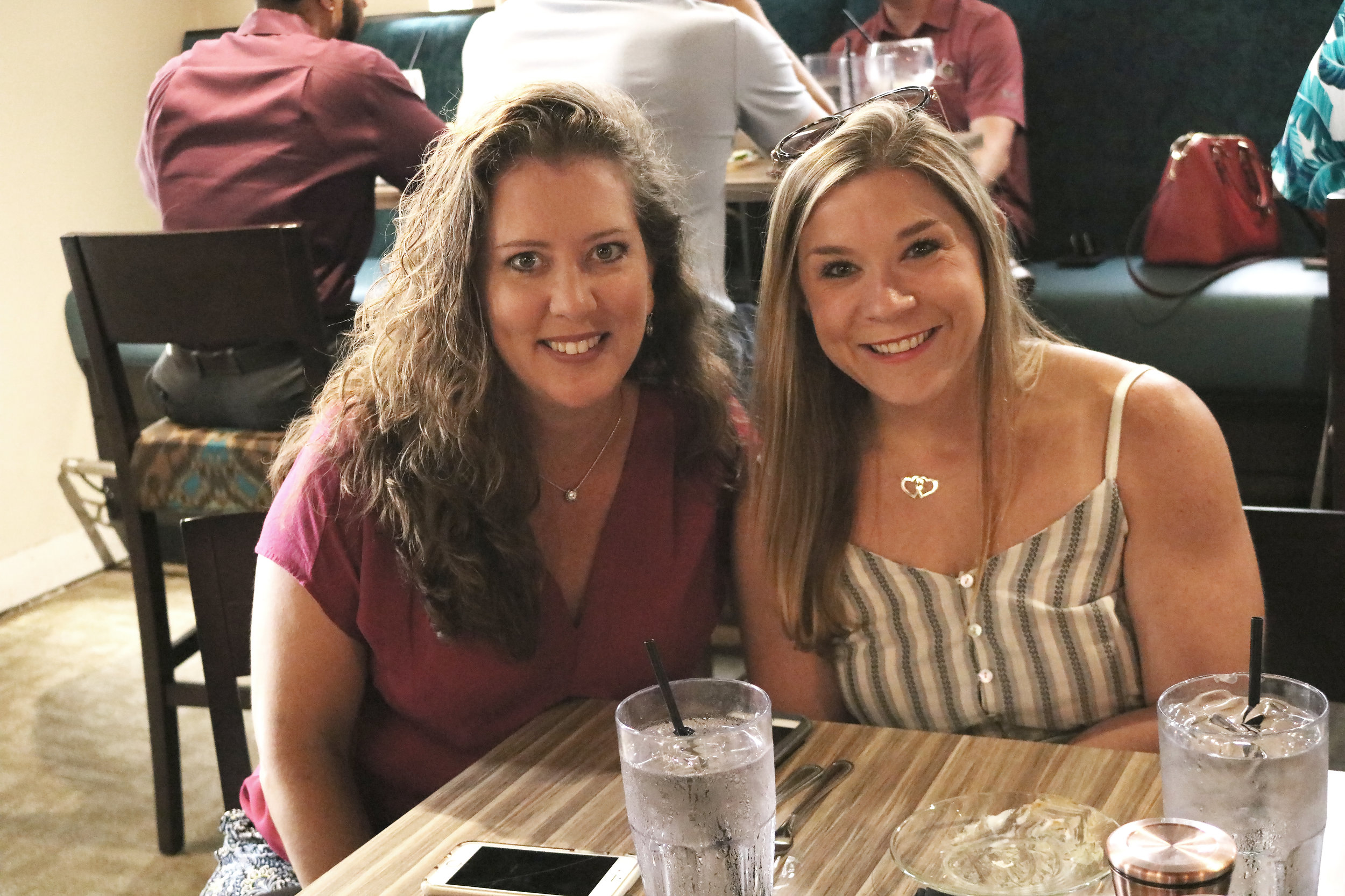 Debra & Kathleen