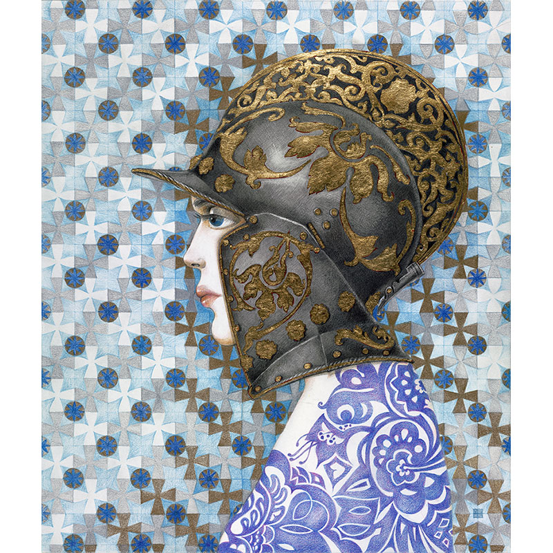 Warriors of Fashion III  Final Image